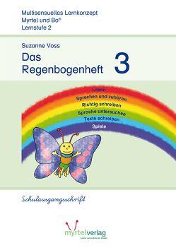 Das Regenbogenheft 3 (SAS) von Voss,  Suzanne