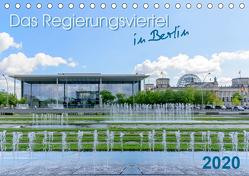 Das Regierungsviertel in Berlin (Tischkalender 2020 DIN A5 quer) von Fiorelino
