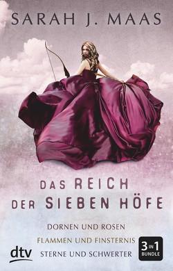 Das Reich der sieben Höfe von Ernst,  Alexandra, Maas,  Sarah J.