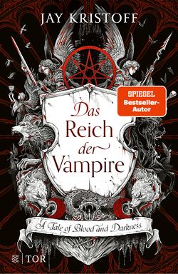 Das Reich der Vampire 1 von Borchardt,  Kirsten, Kristoff,  Jay