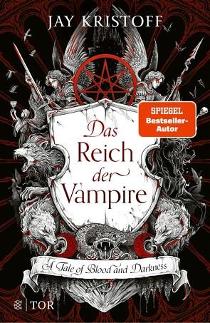 Das Reich der Vampire 1 von Kristoff,  Jay