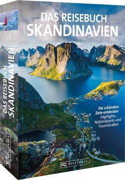 Das Reisebuch Skandinavien von Dohme,  Carsten, Krämer,  Thomas, Meurer,  Hans Günther, Spitzenberger,  Hans-Joachim, Woebke,  Petra