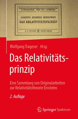 Das Relativitätsprinzip von Trageser,  Wolfgang