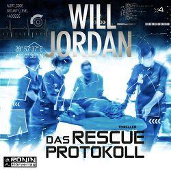 Das Rescue Protokoll (Ryan Drake 4.5) von Jordan,  Will