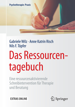 Das Ressourcentagebuch von Risch,  Anne Katrin, Töpfer,  Nils F., Wilz,  Gabriele