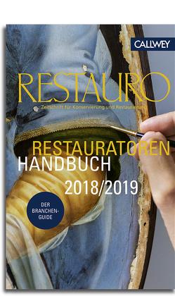 Das Restauratoren Handbuch 2018/2019 von Restauro
