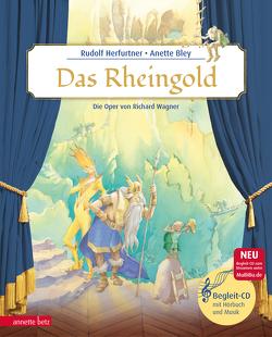 Das Rheingold von Bley,  Anette, Herfurtner,  Rudolf