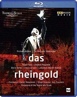 Das Rheingold von Barenboim,  Daniel, Wagner,  Richard