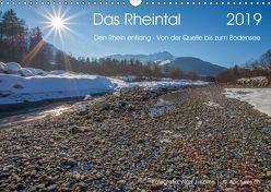 Das Rheintal 2019 (Wandkalender 2019 DIN A3 quer) von J. Koller 4Pictures.ch,  Alois