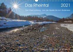 Das Rheintal 2021 (Wandkalender 2021 DIN A3 quer) von J. Koller 4Pictures.ch,  Alois