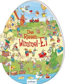 Das Riesen-Wimmel-Ei von Korthues,  Barbara