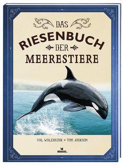 Das Riesenbuch der Meerestiere von Jackson,  Tom, Walerczuk,  Val