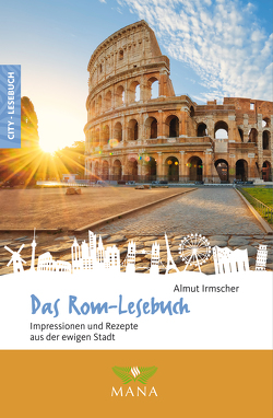 Das Rom-Lesebuch von Irmscher,  Almut
