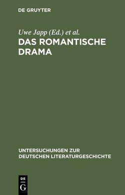 Das romantische Drama von Japp,  Uwe, Scherer,  Stefan, Stockinger,  Claudia