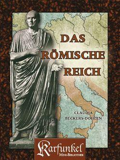 Das Römische Reich von Beckers-Dohlen,  Claudia