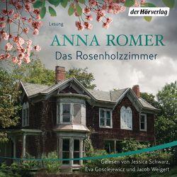 Das Rosenholzzimmer von Gosciejewicz,  Eva, pociao, Romer,  Anna, Schwarz,  Jessica, Weigert,  Jacob
