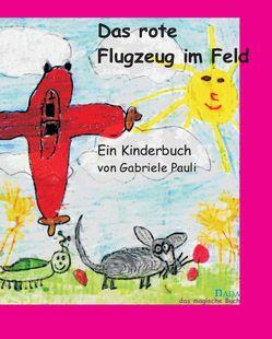 Das rote Flugzeug im Feld von Pauli,  Gabriele