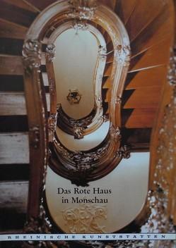Das Rote Haus in Monschau von Mainzer,  Udo, Wiemer,  Karl Peter