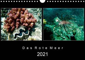 Das Rote Meer – 2021 (Wandkalender 2021 DIN A4 quer) von Hamburg, Mirko Weigt,  ©