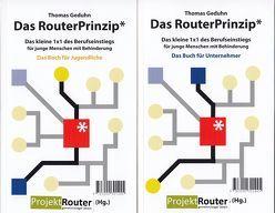 Das RouterPrinzip von Geduhn,  Thomas