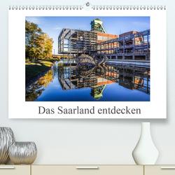 Das Saarland entdecken (Premium, hochwertiger DIN A2 Wandkalender 2021, Kunstdruck in Hochglanz) von Völklingen,  Fotoclub