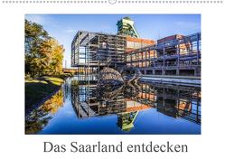 Das Saarland entdecken (Wandkalender 2021 DIN A2 quer) von Völklingen,  Fotoclub