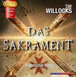 Das Sakrament von Tabatt,  Peter, Willocks,  Tim