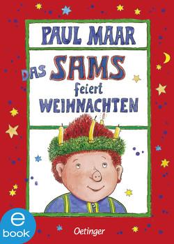 Das Sams feiert Weihnachten von Maar,  Paul