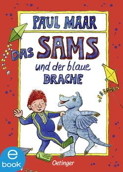 Das Sams und der blaue Drache von Maar,  Paul