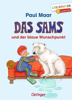 Das Sams und der blaue Wunschpunkt von Maar,  Paul