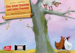 Das Schaf Charlotte und seine Freunde. Kamishibai Bildkartenset. von Stohner,  Anu, Wilson,  Henrike