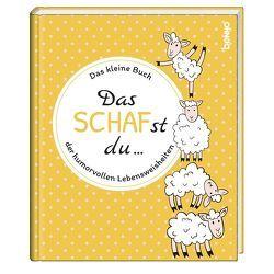 Geschenkbuch »Das SCHAFst du« von Bauch,  Volker