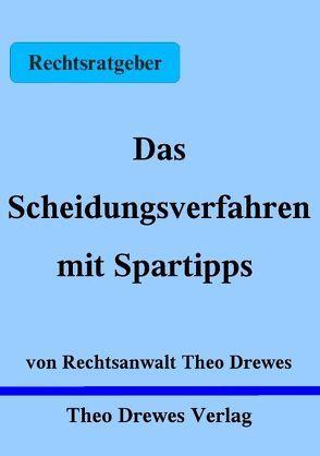 Das Scheidungsverfahren mit Spartipps von Drewes,  Theo
