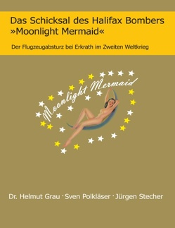 Das Schicksal des Halifax Bombers »Moonlight Mermaid« von Grau,  Dr. Helmut, Polkläser,  Sven, Stecher,  Jürgen