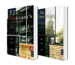 Das Schicksal einer jüdischen Familie in Nazi-Deutschland: Die Ermittlung / 32 Postkarten. Dokumente, Briefe und Fotos in einem Bundle von Berf,  Paul, Wächter,  Torkel S