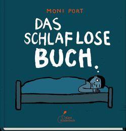 Das schlaflose Buch von Port,  Moni