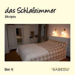 das Schlafzimmer, Skripto, Arbeitsheft, SABEDU Box 04 von Riemann-Eggers,  Margret