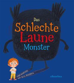 Das Schlechte Laune Monster von Demidova,  Olga, Jamieson,  Tom