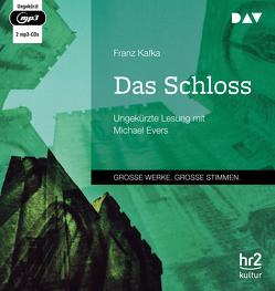 Das Schloss von Evers,  Michael, Kafka,  Franz