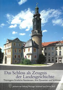 Das Schloss als Zeugnis der Landesgeschichte