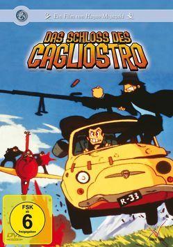 Das Schloss des Cagliostro – DVD von Miyazaki,  Hayao