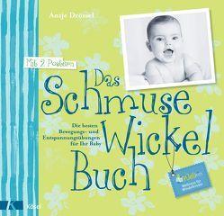 Das Schmuse-Wickel-Buch von Drössel,  Antje