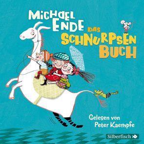 Das Schnurpsenbuch von Ende,  Michael, Kaempfe,  Peter