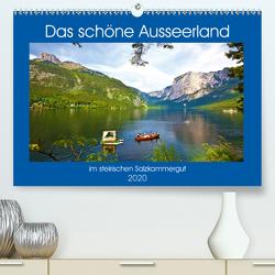 Das schöne Ausseerland (Premium, hochwertiger DIN A2 Wandkalender 2020, Kunstdruck in Hochglanz) von Kramer,  Christa