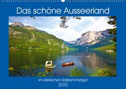 Das schöne Ausseerland (Wandkalender 2020 DIN A2 quer) von Kramer,  Christa