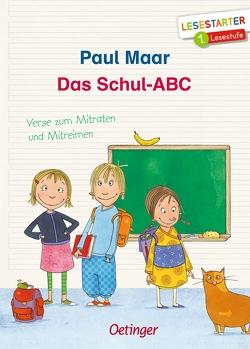 Das Schul-ABC. Verse zum Mitraten und Mitreimen von Büchner,  Sabine, Maar,  Paul
