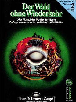 Das Schwarze Auge: Der Wald ohne Wiederkehr (PDF) von Fuchs,  Werner