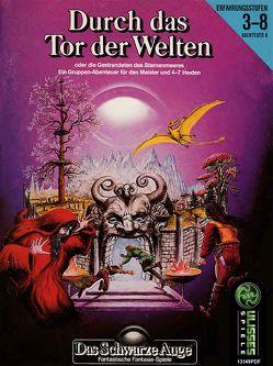 Das Schwarze Auge: Durch das Tor der Welten (PDF) von Fuchs,  Werner