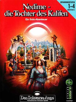 Das Schwarze Auge: Nedime – Die Tochter des Kalifen (PDF) von Kiesow,  Ulrich
