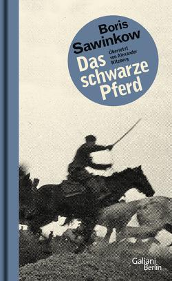 Das schwarze Pferd von Nitzberg,  Alexander, Sawinkow,  Boris